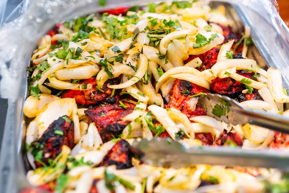 Namaste Fine Indian Cuisine: 8303 NE Sandy Blvd, Portland, OR