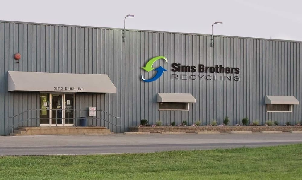 Sims Brothers Recycling: 1011 S Prospect St, Marion, OH