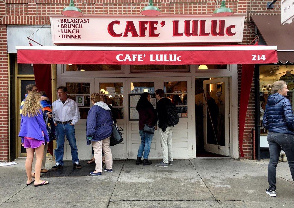 Cafe Luluc Brooklyn Ny