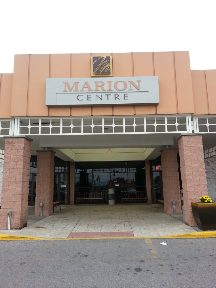 Southland Mall: 1509 Marion Waldo Rd, Marion, OH