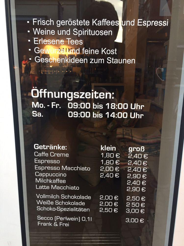 Mika - Coffee Roasteries - Hauptstr. 89, Miltenberg, Bayern, Germany ...