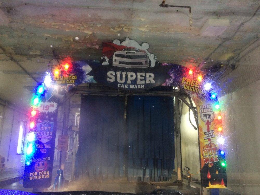 Super Car Wash Warren Mi