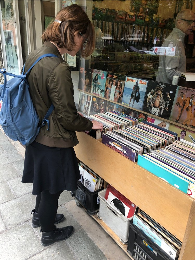 BEST Records: Theresienstr. 46, Munich, BY