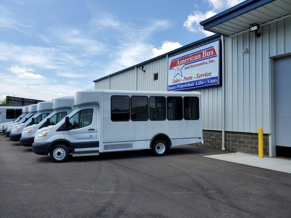 American Bus & Accessories - Auto Parts & Supplies - 123