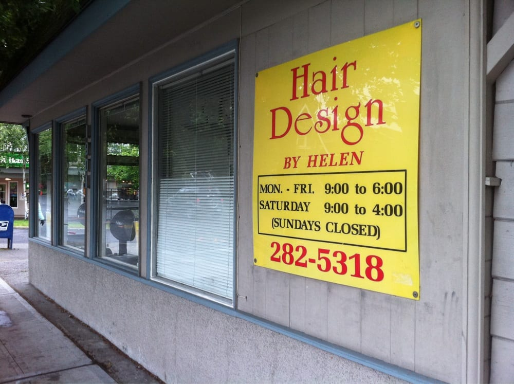Hair Design by Helen: 1901 Queen Anne Ave N, Seattle, WA