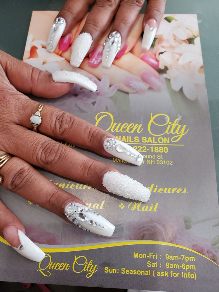 Queen City Nails Salon: 865 Second St, Manchester, NH