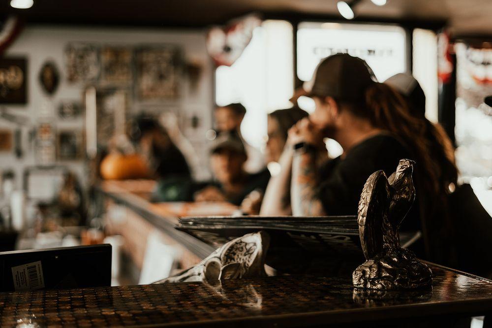 Fortified Tattoo: 119 S J St, Lompoc, CA
