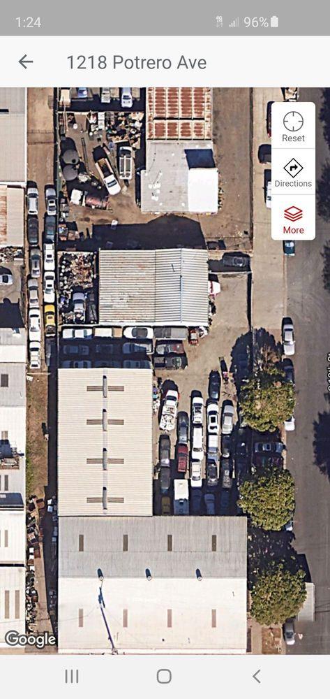 Towing business in El Cerrito, CA