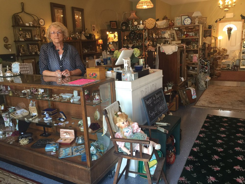 Relics: 377 N Fletcher Ave, Spencer, IN