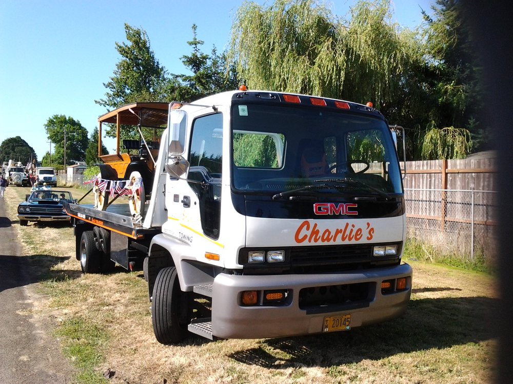 A1 Charlie's Towing Service: 3444 SW 3rd, Corvallis, OR