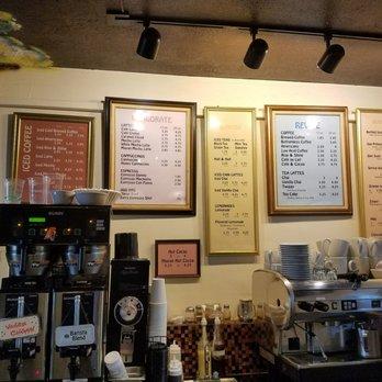 Carma S Cafe Menu