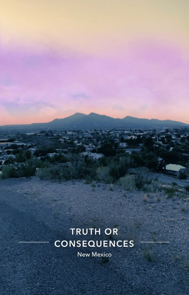 City of Truth or Consequences: 2800 S Broadway St, Truth or Consequencs, NM