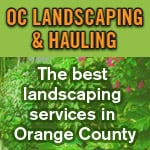 OC Landscaping and Hauling: Aliso Viejo, CA