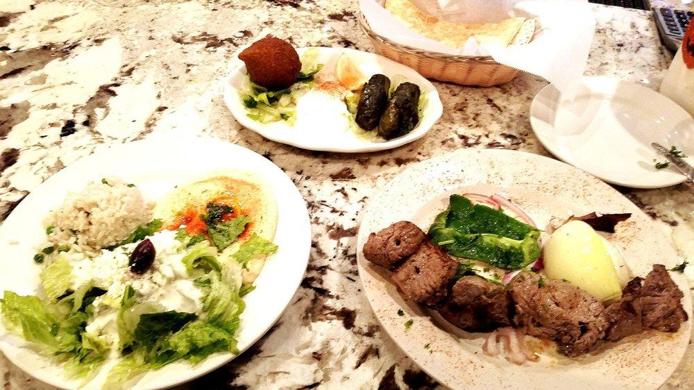 Albasha's Greek & Lebanese: 28600 Walker S Rd, Walker, LA