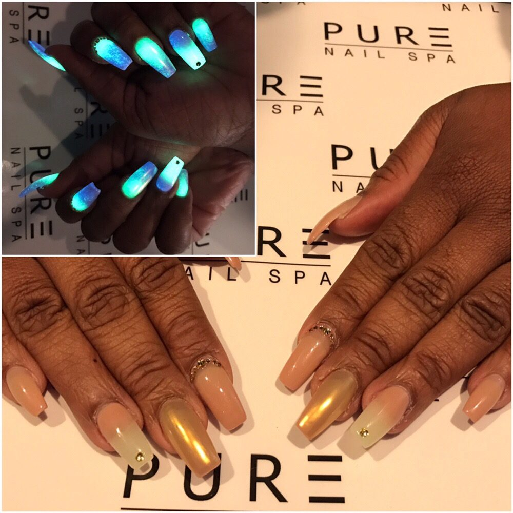 Pure Nails & Spa