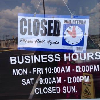 The Cake Shop San Antonio Hours