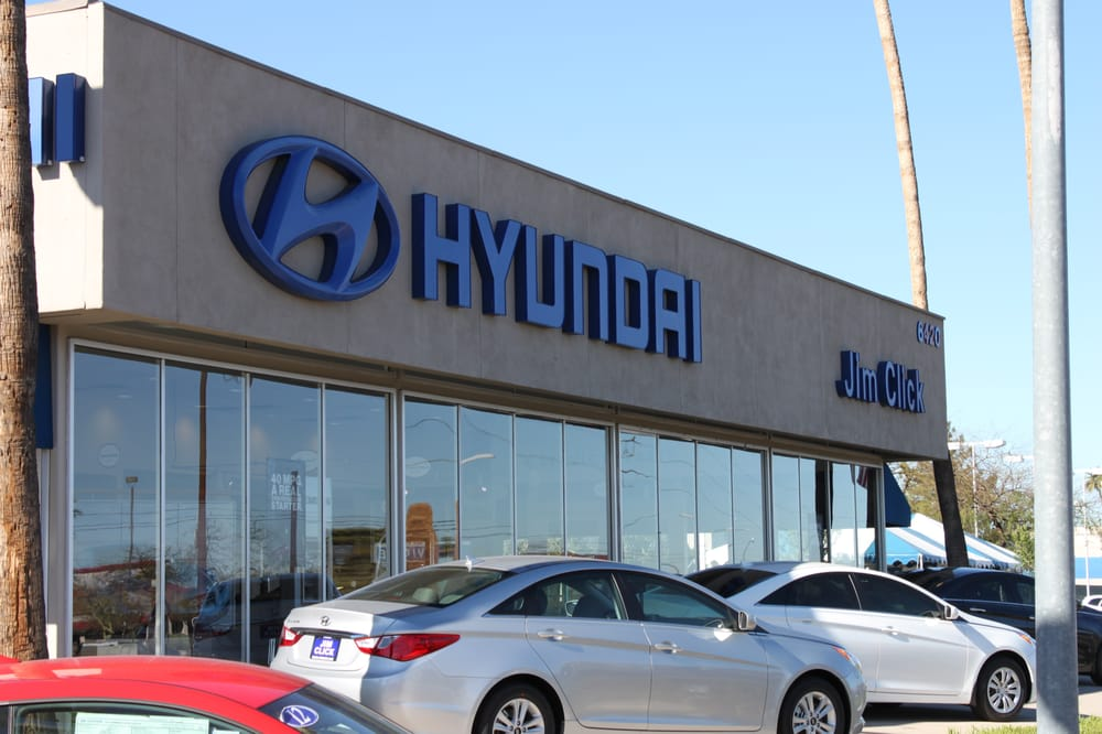 Jim Click Hyundai East
