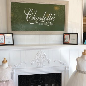 1dbc4df4607f Photo of Charlotte's Weddings & More - Portland, OR, United States. Picking  out