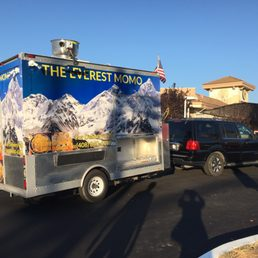 The Everest Momo Food Truck