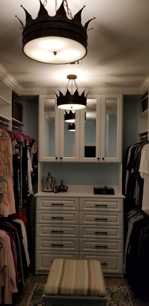 Custom Closet Systems