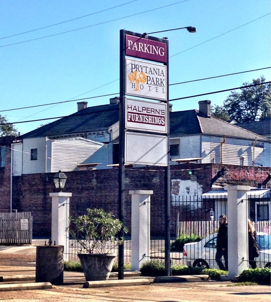 Restaurants Near Prytania Park Hotel New Orleans