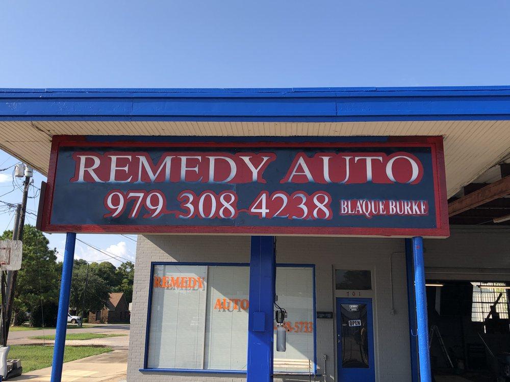 Remedy Auto: 701 E Mulberry St, Angleton, TX