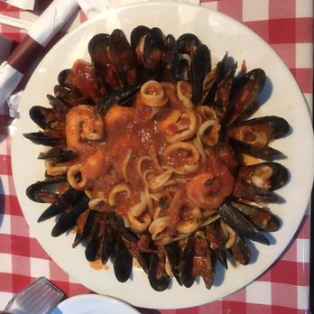 Photo Of Dolce Italian Restaurant Arlington Heights Il United States Seafood Pasta