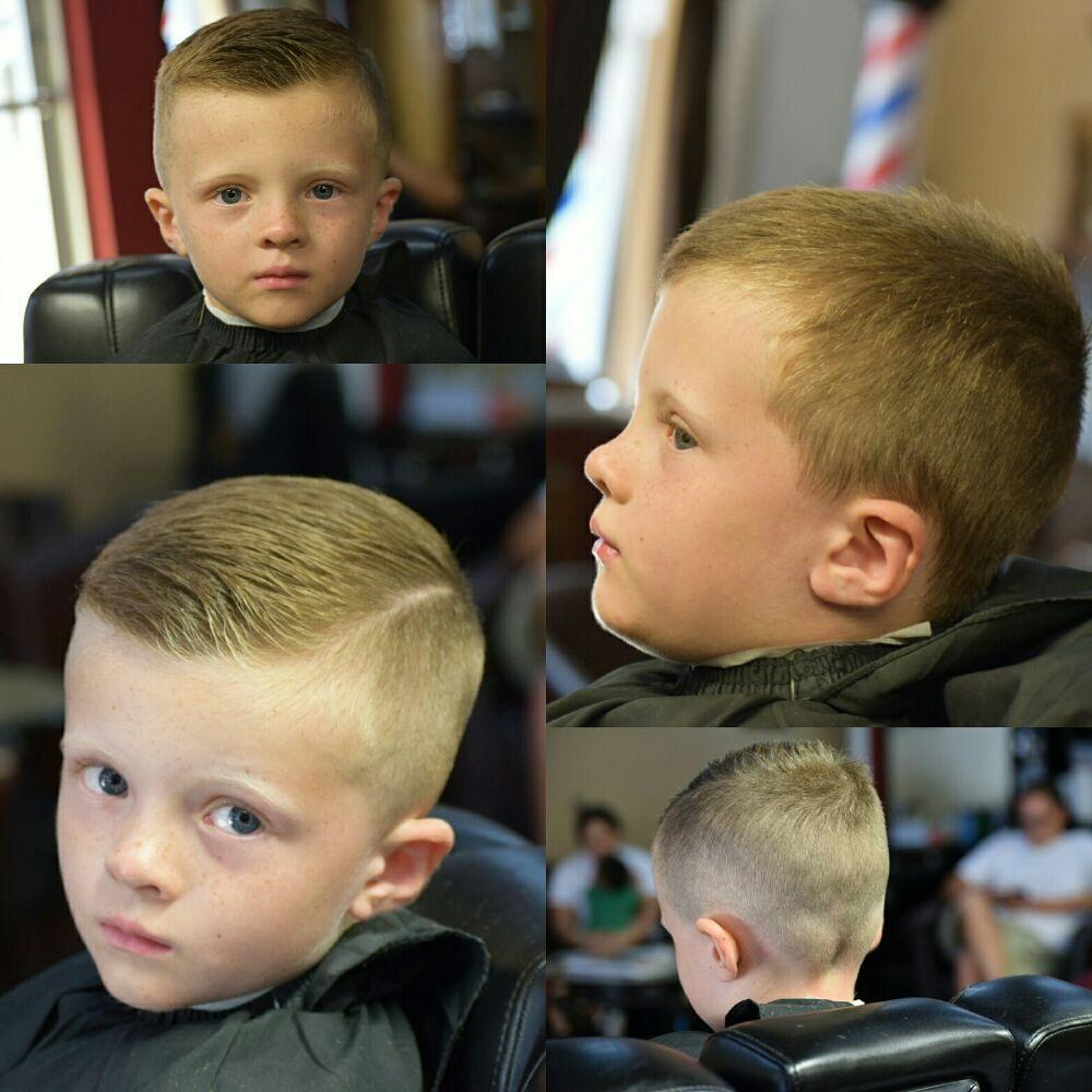 Kids Comb Over Haircut Yelp