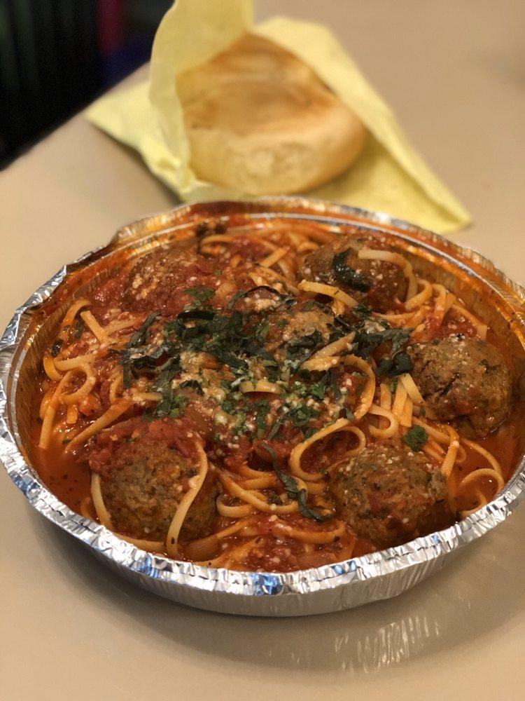 Jary's Italian Cuisine: 631 W Arrow Hwy, Glendora, CA