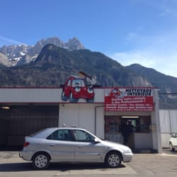 garage auto service signy