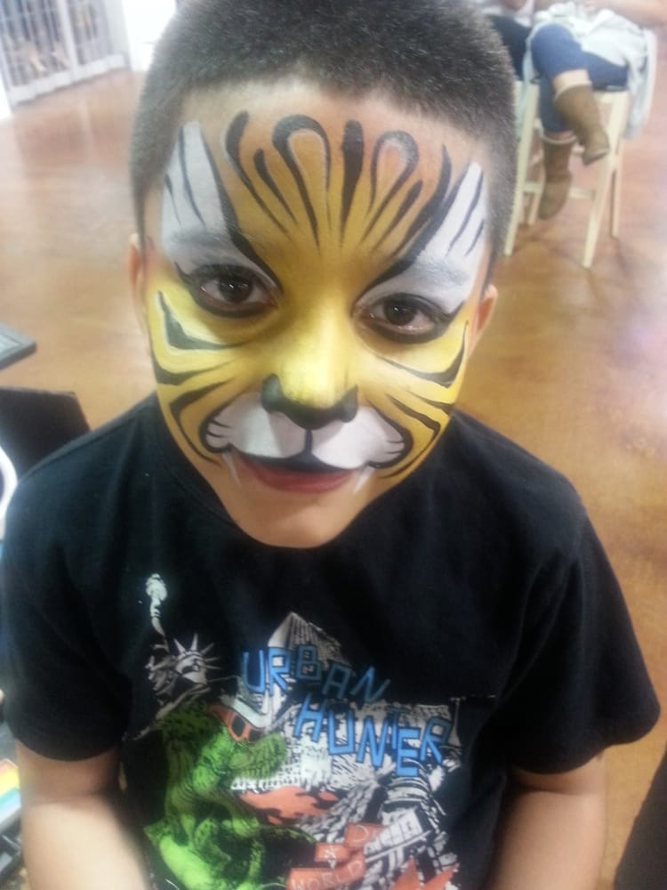 Texas fun face painting 18 photos face painting for Cheap face painting houston