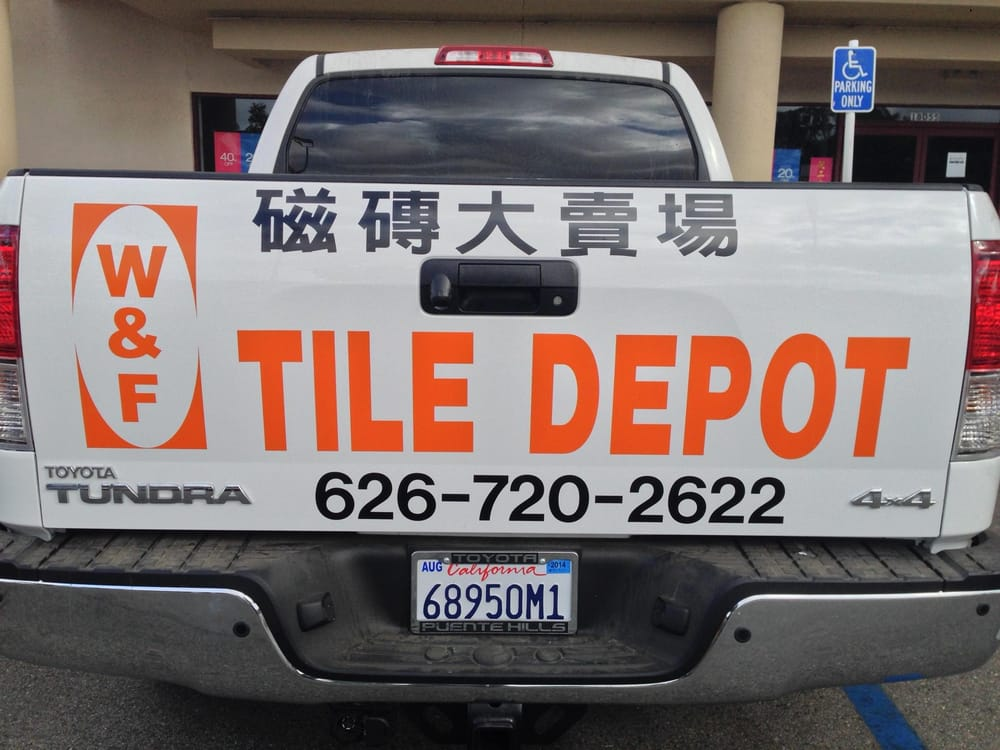WF Tile Depot - 13 Photos - Hardware Stores - 4279 Shirley Ave, El ...