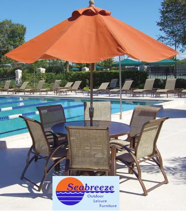 Seabreeze patio furniture refinishing reparo de mob lia for Mobilia outdoor furniture