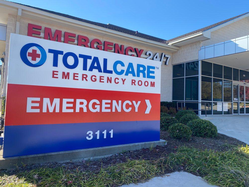 Total Care ER- Denton