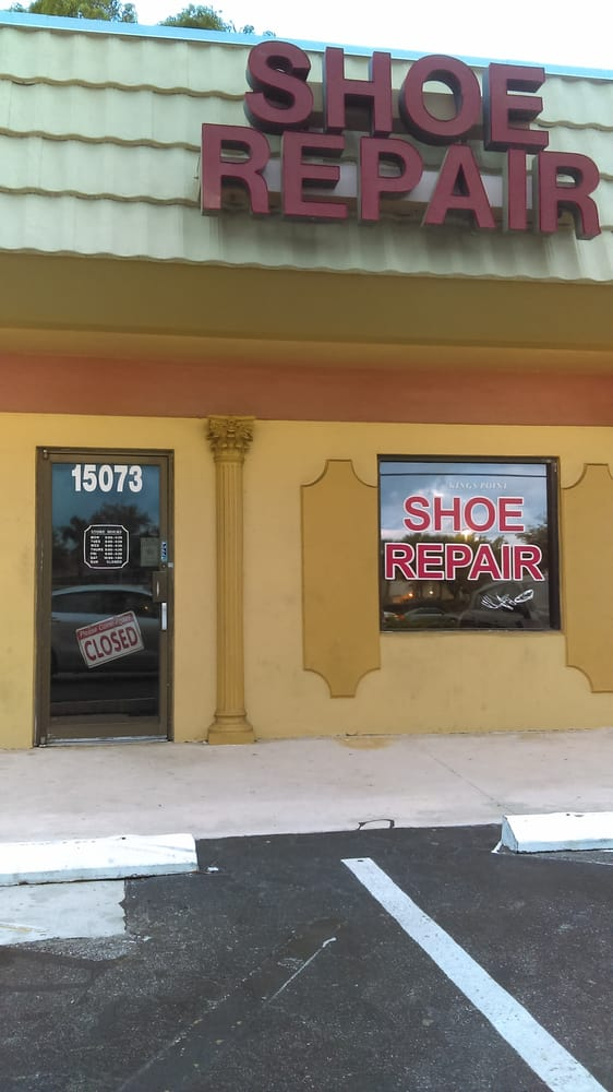 Kings Point Shoe Repair Delray Beach Fl