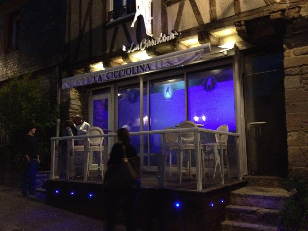 la cicciolina pizza 20 rue saint patern vannes morbihan france restaurant reviews. Black Bedroom Furniture Sets. Home Design Ideas