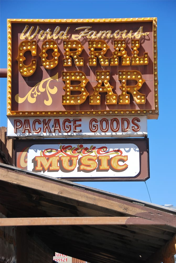 Corral Bar & Grill: 30 W Pine, Pinedale, WY