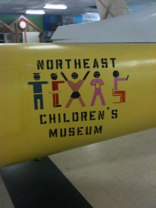 Northeast Texas Children's Museum: 1951 State Highway 24, Commerce, TX