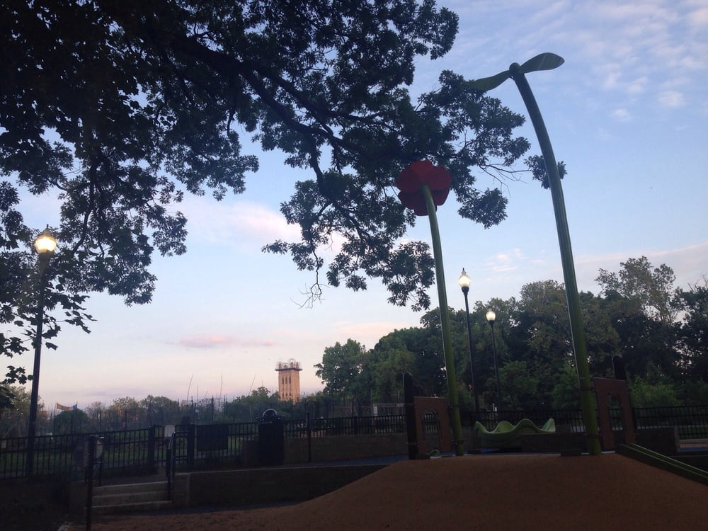 Newark St Dog Park Washington Dc