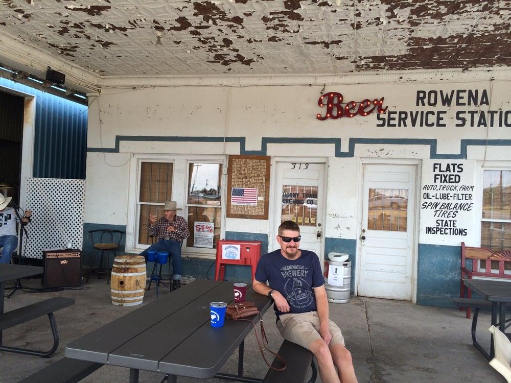 Horny Toad Brewing Company: 313 Edward St, Rowena, TX