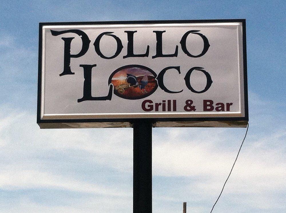Pollo Loco: 310 E Main St, Radford, VA