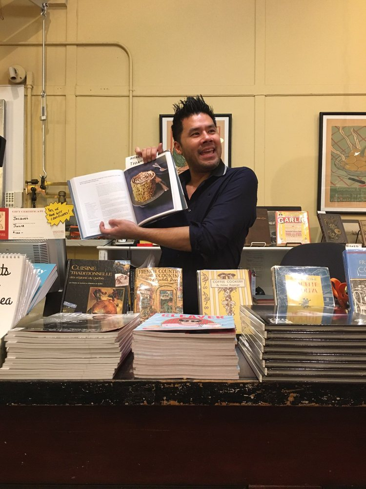 Omnivore Books: 3885A Cesar Chavez St, San Francisco, CA