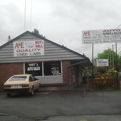 Photo Of A E Auto Repair S Llc Seattle Wa United