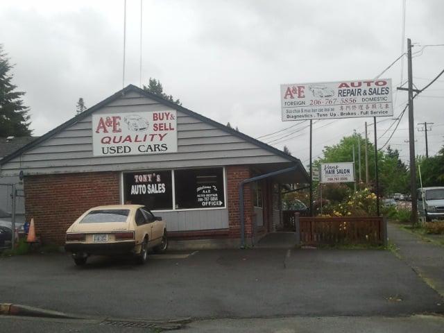 Contact Marick Auto Sales LLC: A & E Auto Repair & Sales LLC