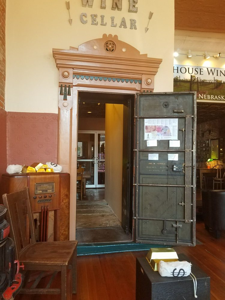 Safehouse Winery: 325 5th St, Syracuse, NE