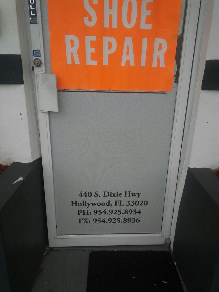 Hollywood Fl Shoe Repair