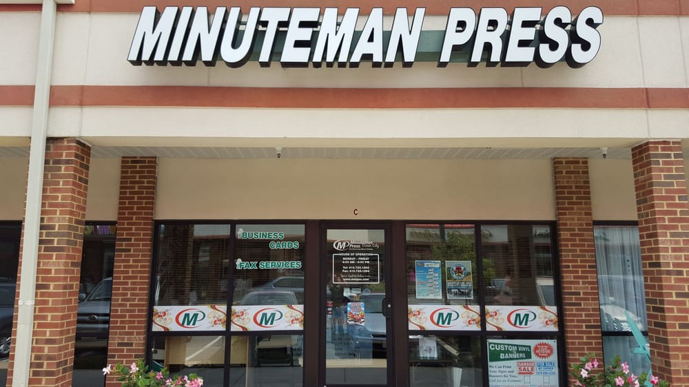 Minuteman Press of Ocean City