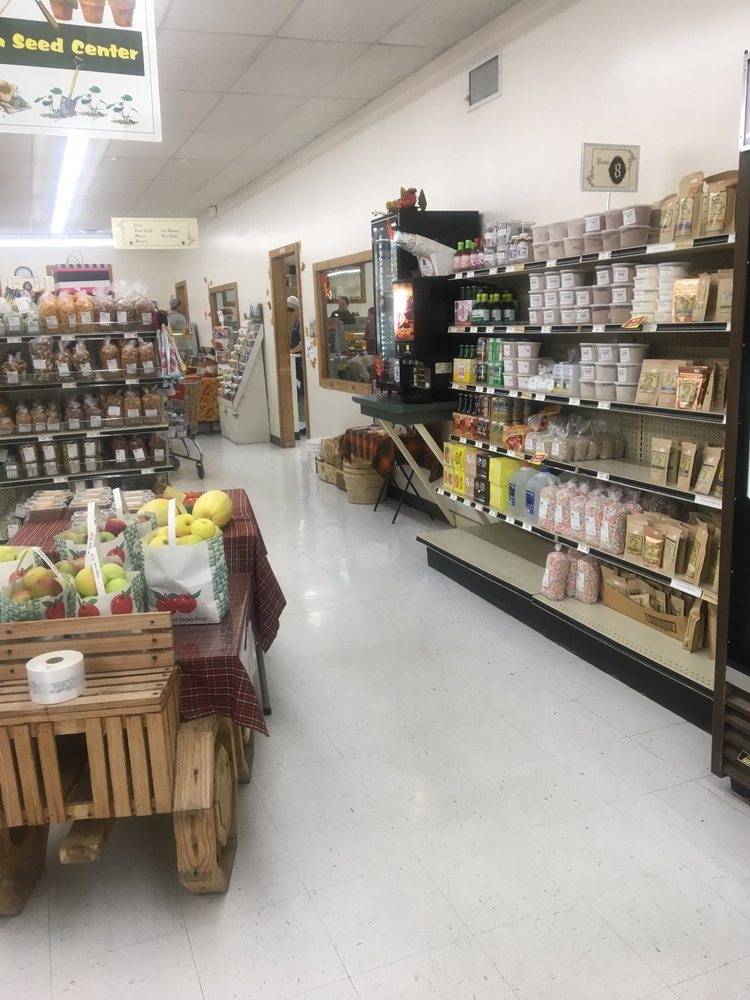 Yoder's Bulk Foods: 1319 Hindman Byp, Hindman, KY