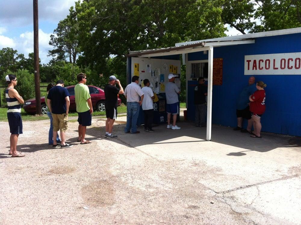 Taco Loco: 2501 S Velasco St, Angleton, TX