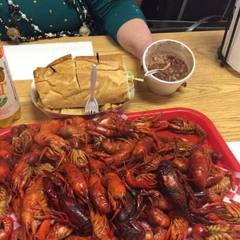 Photo Of Bayou Cat Restaurant Arlington Tx United States Crawfish Shrimps